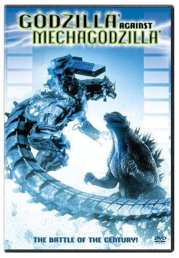 GODZILLA AGAINST MECHAGODZILLA BY TEZUKA,MASAAKI (DVD)